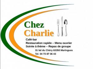 Logo Chez Charlie