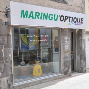 Maringues Optique