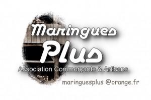 Logo Maringues Plus